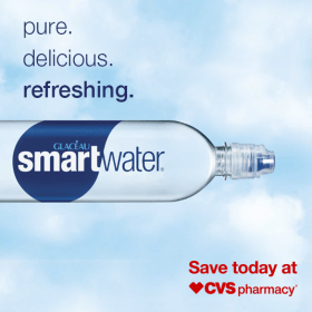 Hydrate Your Summer with Smartwater