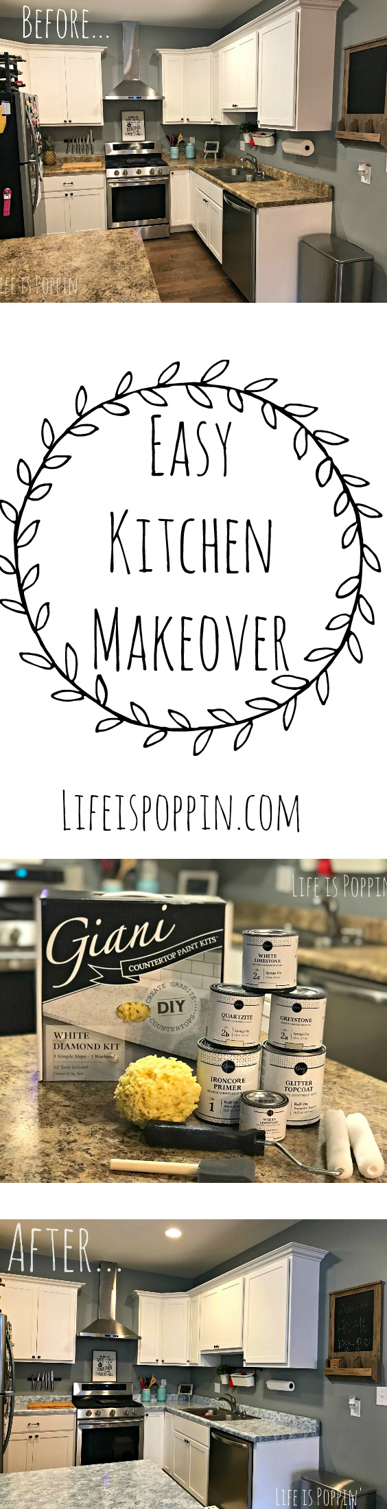 Easy-Kitchen-Makeover