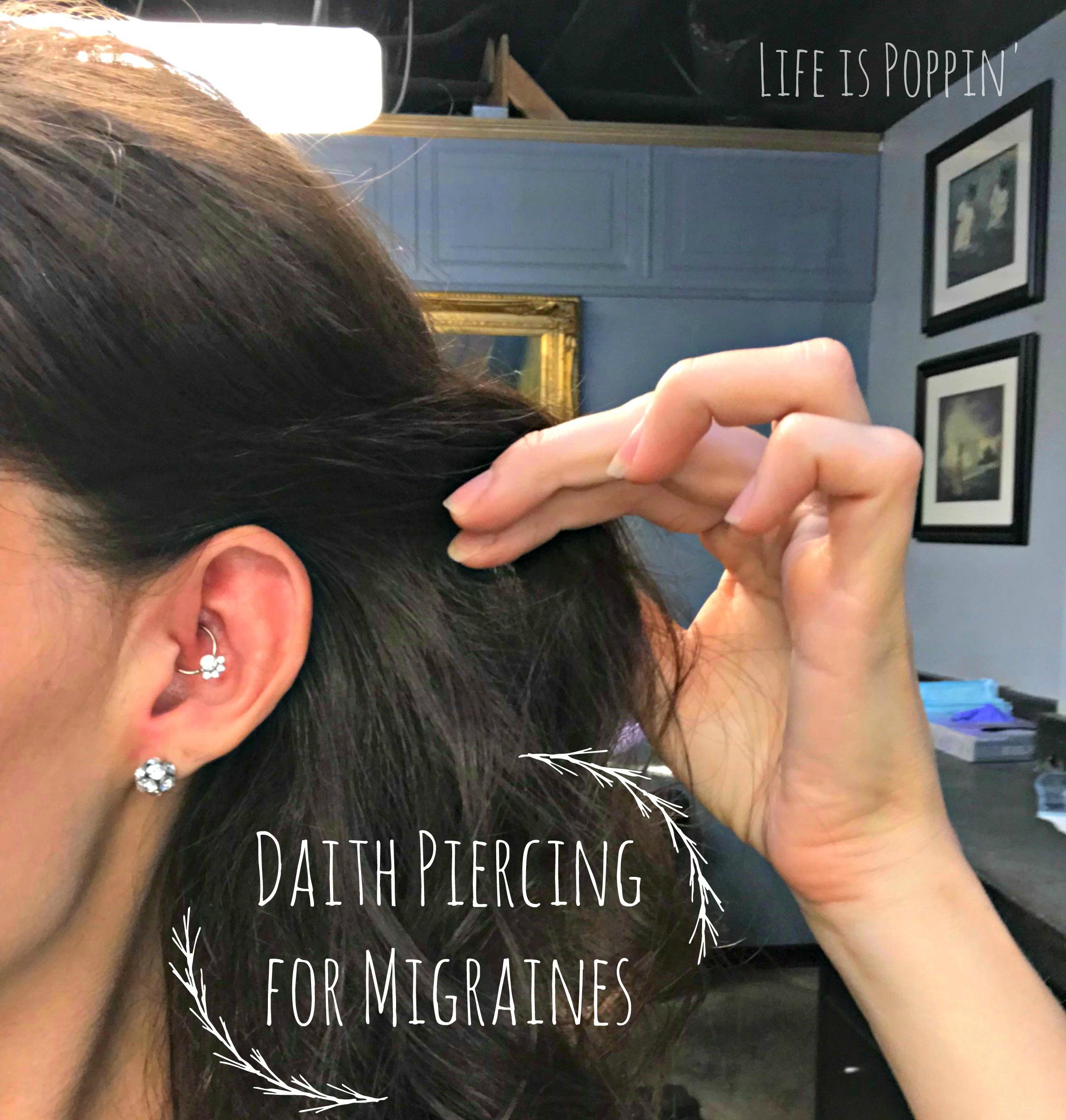 Migraine-Piercing