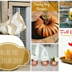 Dollar Tree Fall Decor Ideas