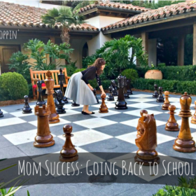 Mom Success: Going Back to School
