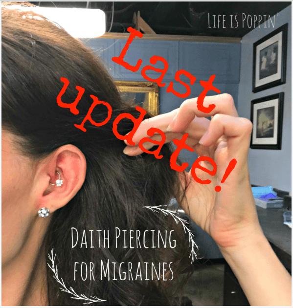 Daith Piercing last update
