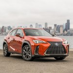 2019 Lexus UX 200: The Crossover for Minimalist Families
