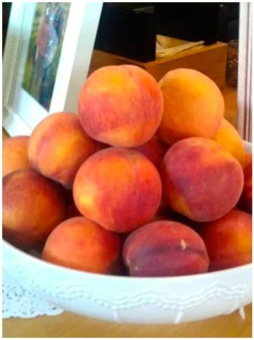 Peach Themed Bridal Shower | Life Is Sweet As A Peach