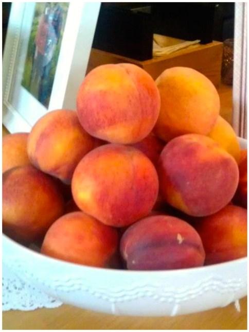 Peach Themed Bridal Shower   Life Is Sweet As A Peach