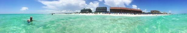 Destin Florida Ocean Photo   Life Is Sweet As A Peach