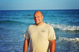 Russell At The Beach   Life Is Sweet As A Peach