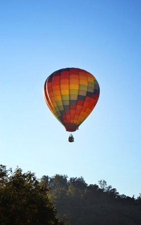 Balloons Over Morgantown 2016 | Life Is Sweet As A Peach