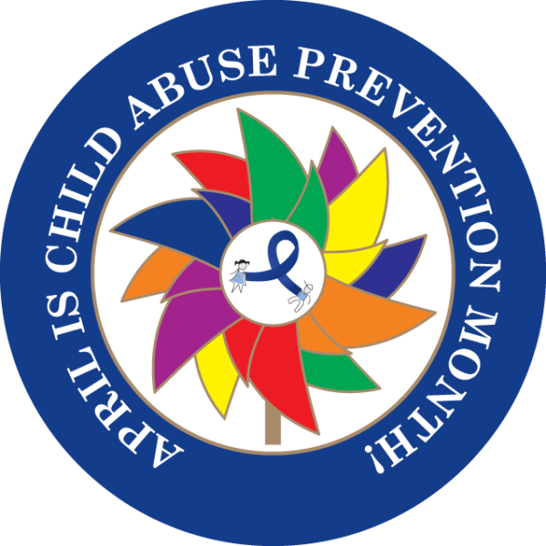 Child Abuse/Neglect Awareness Stickers
