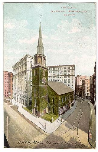 old old south church