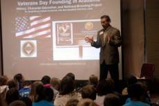 Teaching Veterans Day History and Character Traits for 4th Graders