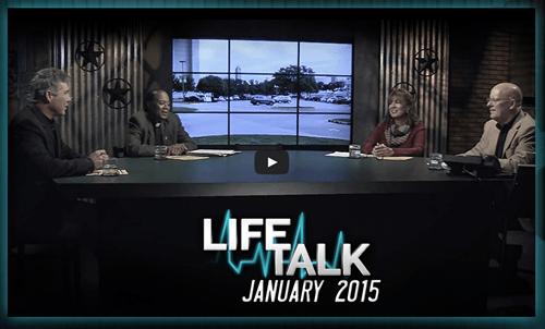 Lifetalk Jan 2015