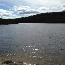 'The Water' - Manly Dam