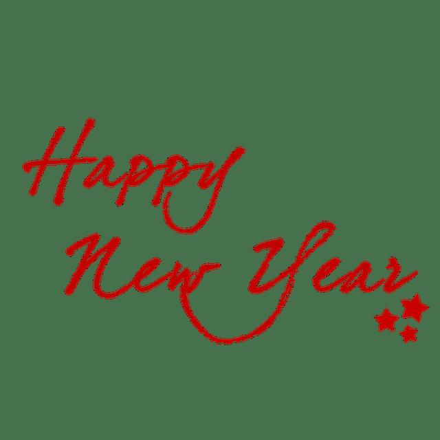A Happy Family New Year
