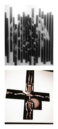"""1. Karim Borjas """"Transformacijos-Deformacijos"""" 2. Ray Bartkus """"Išklotinė II"""""""