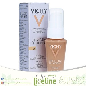VICHY LIFTACTIV FLEXITEINT 25 30 ml