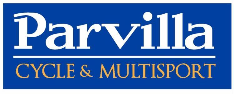 Parvilla Vertical on blue