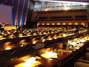 LTMUN Conference Venue
