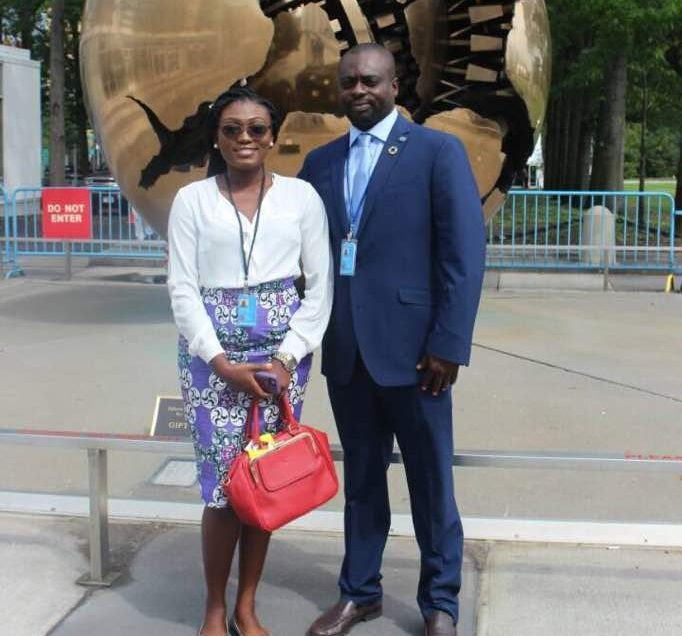 wepia and Gyimah UN general Assembly
