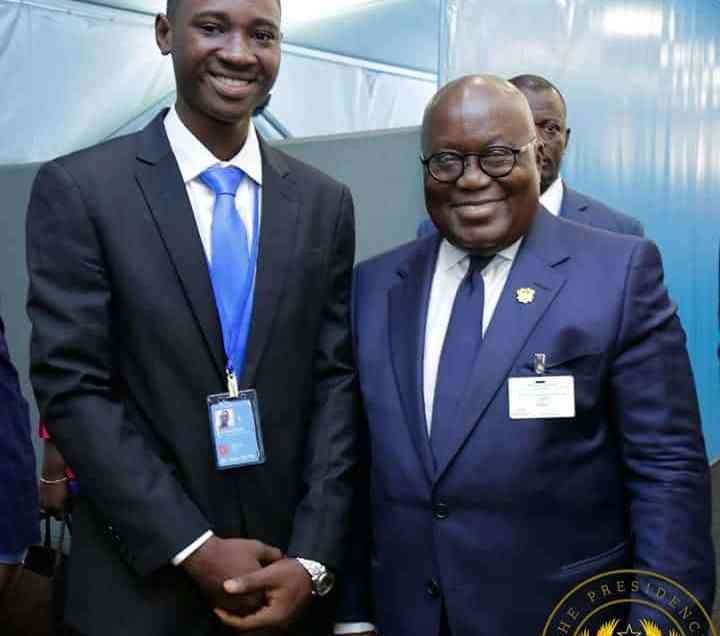 Akkuffo Addo and Marcus at UN General Assembly