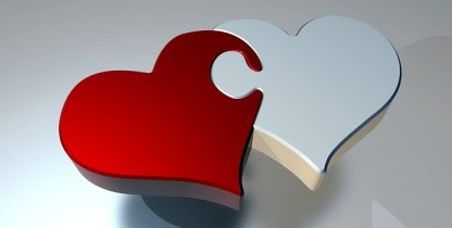 connected hearts create emotional connection
