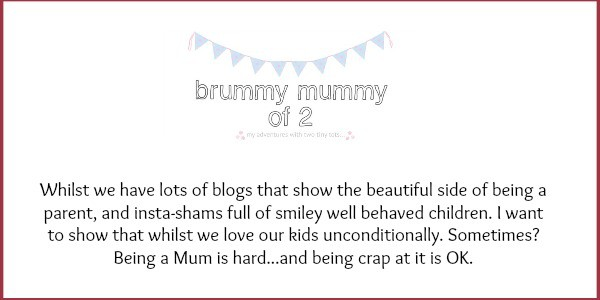 Brummy Mummy of 2 Image