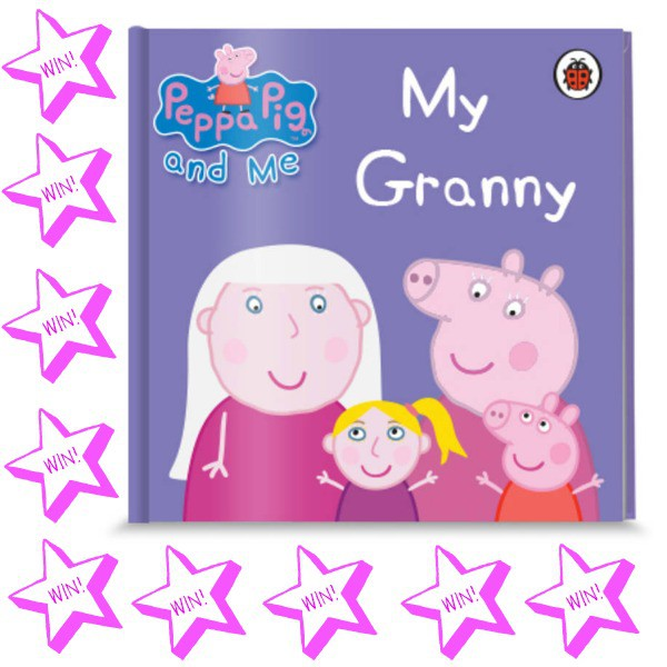 My Granny book giveaway