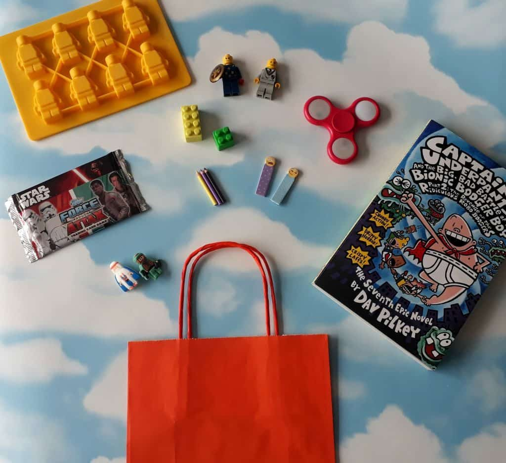 Party Bag Ideas Life Love And Dirty Dishes