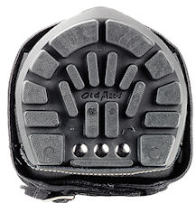 Bottom of Old Mac's Hoof Boot