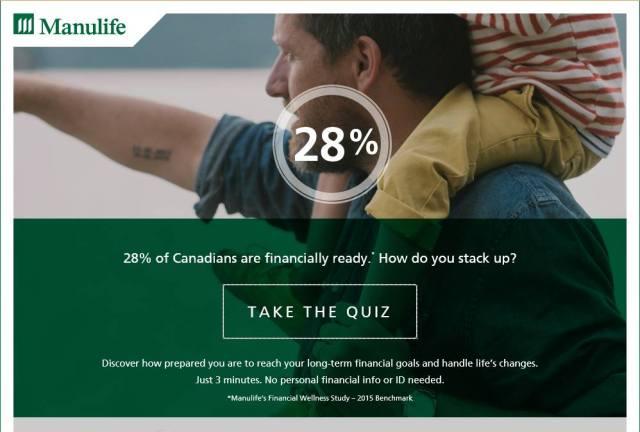 Manulife 28%