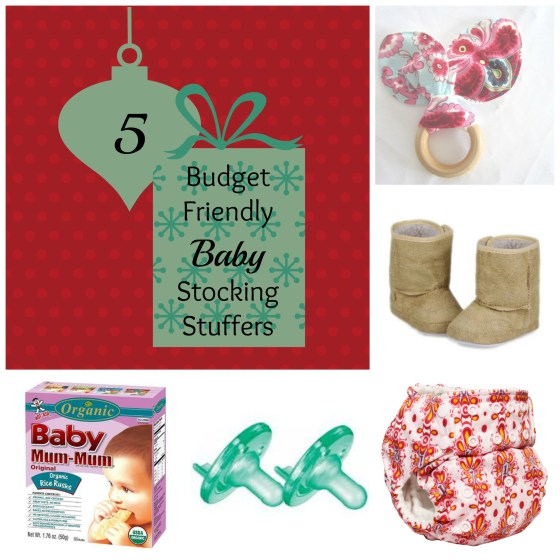 My favourite baby stocking stuffers