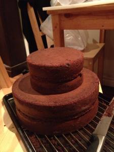 Cakes Ready!