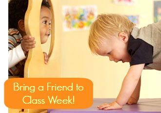 Bring a Friend to Class Week