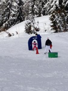 Grouse Mountain Ski Wee School Slope