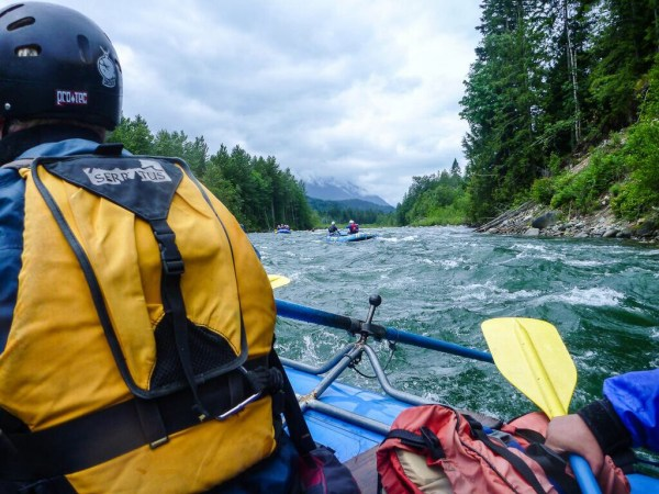 Rapids Up Close at Hyak Rafting on Life Love and the Pursuit of Play