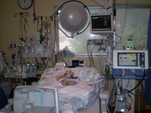 Open Heart Surgery at BC Children's Hospital