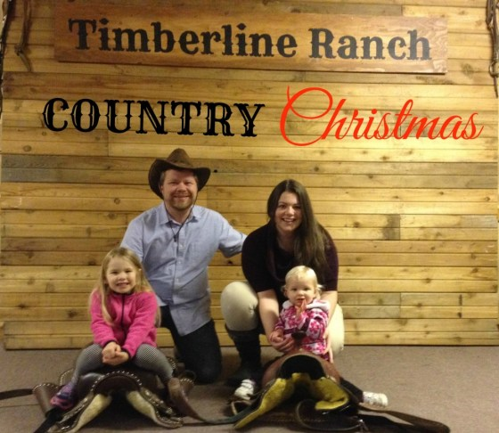 Timberline Ranch Country Christmas on Life, Love and the Pursuit of Play