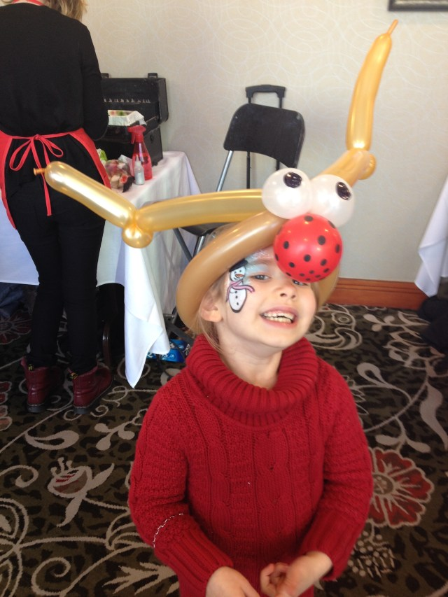 Children's Heart Network Christmas Party 2014