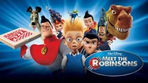 Meet the Robinson's on Netflix