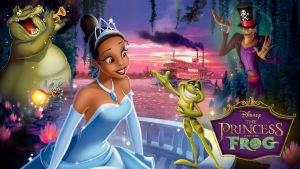The Princess and the Frog on Netflix