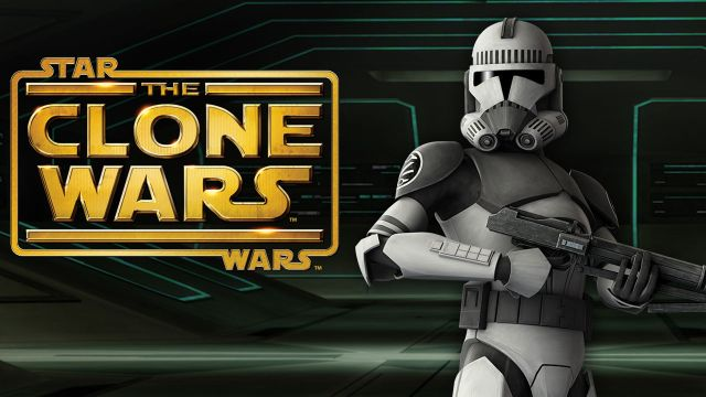 Star Wars Clone Wars on Netflix