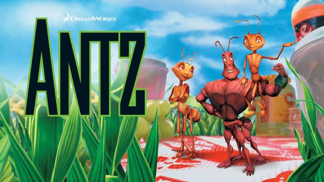 Netflix Movie Playlist - Antz