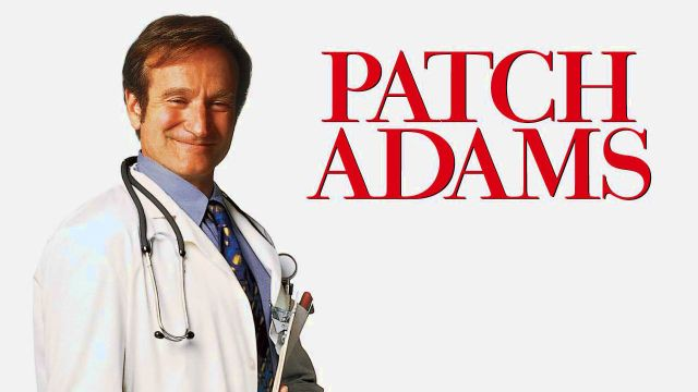 Patch Adams on Netflix