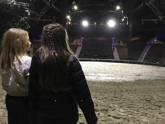 Cavalia Odysseo - On Stage