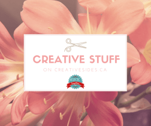 Creative-Stuff on Creativesides.ca