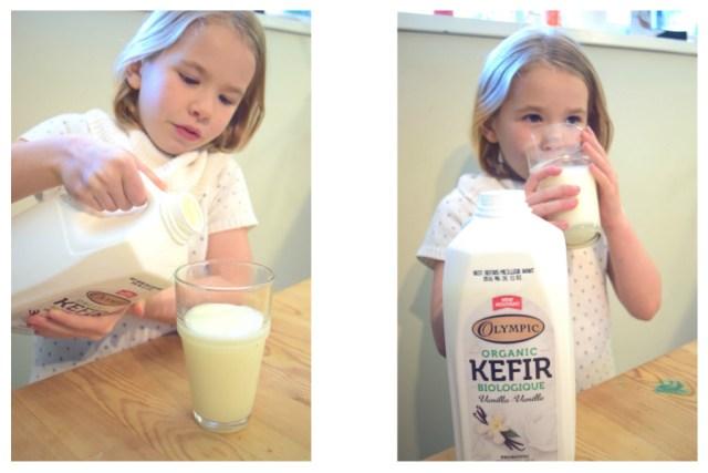 Olympic Dairy - Organic Kefir