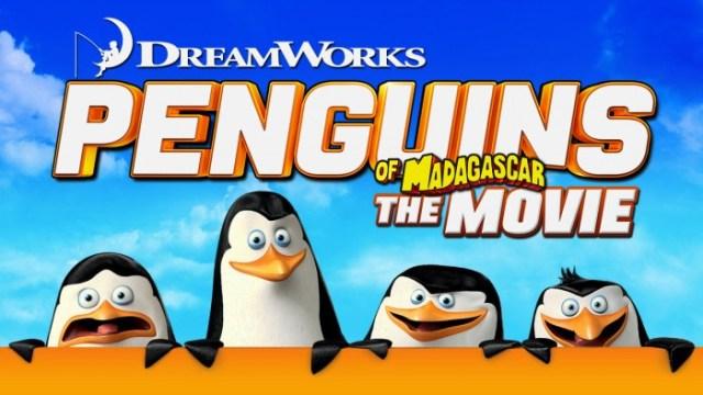 Movie Night Penguins on Netflix