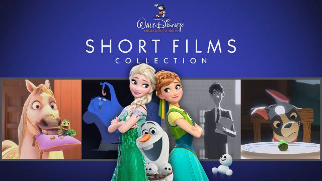 Movie Night Disney Shorts on Netflix