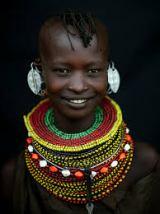 Cute African Women