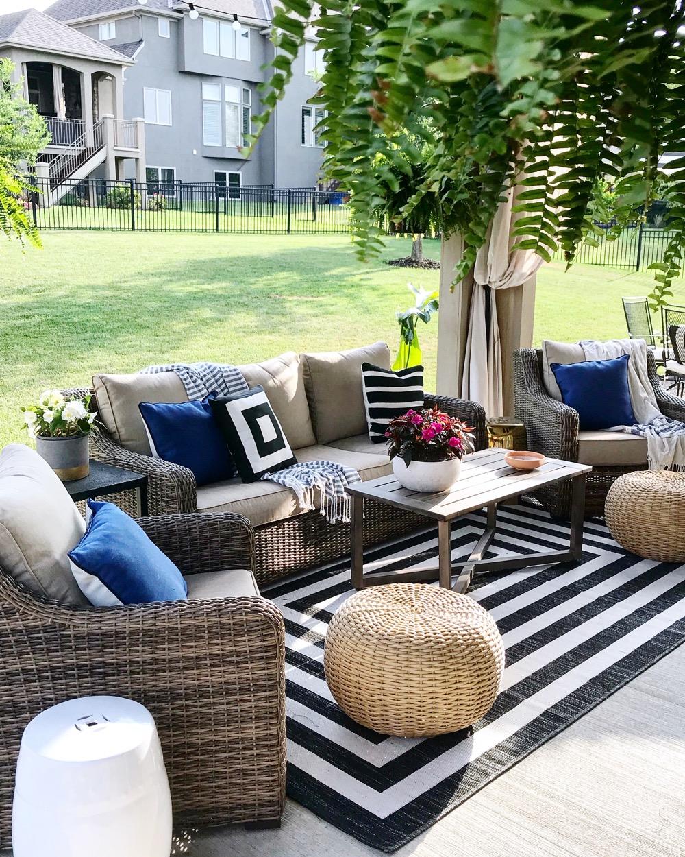 walmart outdoor furniture set review
